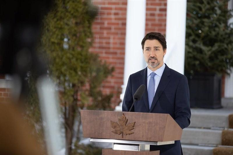 對於中國針對孟晚舟案一直施壓加拿大,加國總理杜魯道(圖)11日表示,加拿大不會屈服於中國的「脅迫式外交」。(圖取自instagram.com/justinpjtrudeau)