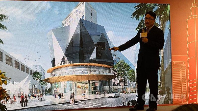 誠品舉辦展店宣告記者會,以馬來西亞與台北連線的方式宣布,誠品將進軍東南亞,開展馬來西亞首家據點,預計2022年開幕。中央社記者江明晏攝 109年11月17日