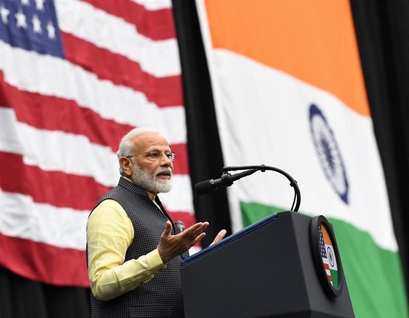 印度總理莫迪(圖)未參加以視訊方式舉行的東協高峰會,印度官員更表示,中國是全球臭名昭彰的侵略者,印度不會參與中國主導的RCEP。(圖取自facebook.com/narendramodi)