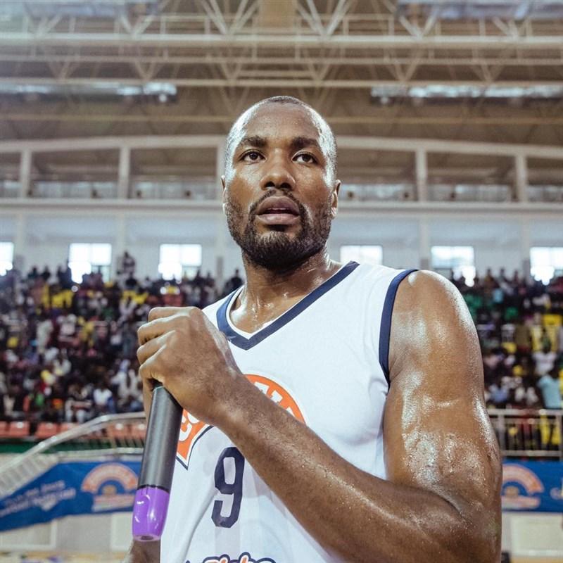 美國職籃NBA洛杉磯快艇隊已同意和自由球員伊巴卡(圖)簽下2年1900萬美元(約新台幣5億4300萬元)合約。(圖取自facebook.com/sergeibaka)