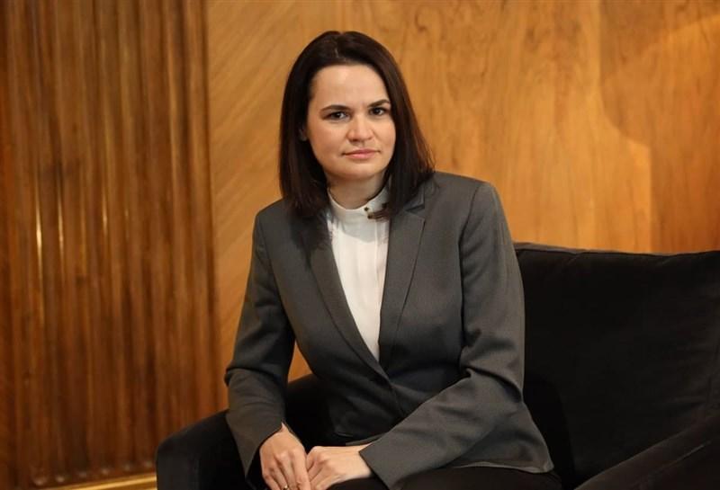 白俄羅斯反對派領袖季哈諾夫斯卡婭說,推翻獨裁政權後,白俄羅斯可望與台灣有更多合作,在資通訊產業尤其值得期待。(圖取自facebook.com/strana888)