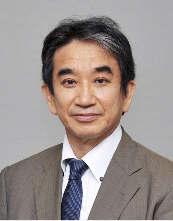 日本新任駐中國大使垂秀夫(圖)25日飛抵中國,他將在隔離期滿後向中國外交部遞交國書正式履新。(共同社)