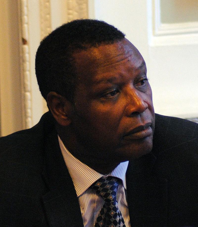 非洲蒲隆地的前總統布約亞因感染武漢肺炎,17日晚間在法國巴黎病逝,享壽71歲。(圖取自維基共享資源網頁;作者Chatham House,CC BY 2.0)