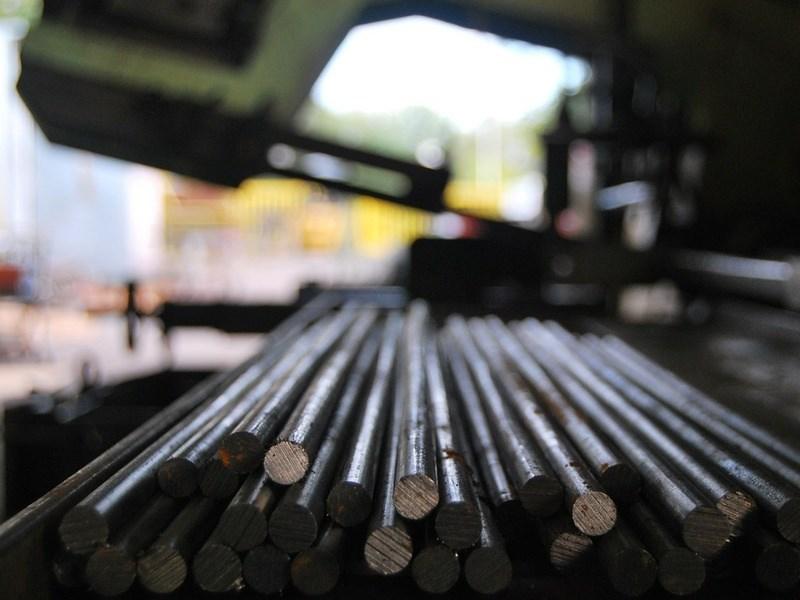 中澳關係持續緊張,與澳產鐵礦石息息相關的中國鋼鐵產業開始感受到貿易爭端帶來的陣痛。(示意圖/圖取自Pixabay圖庫)