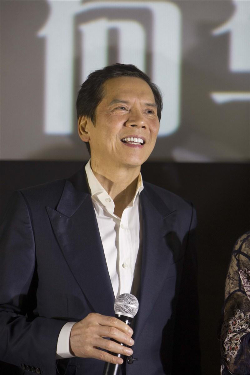 香港影視大亨向華強日前申請來台依親居留。內政部移民署審查後決定不予許可。(中新社)