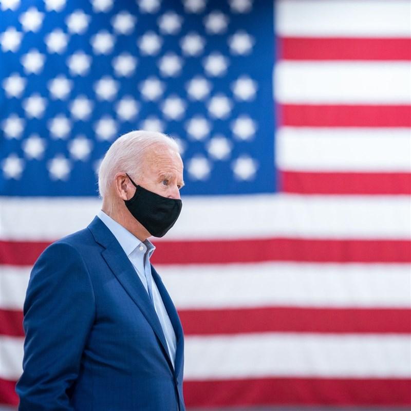 美國國會7日凌晨正式認證拜登勝選結果,確定他將能就任成為美國第46位總統。(圖取自facebook.com/joebiden)