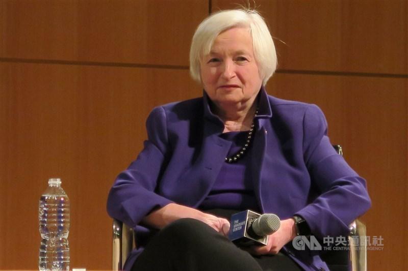 美國準財政部長葉倫(圖)19日警告貿易夥伴不要操縱匯率,表示美元對其他貨幣的價值「應由市場決定」。(中央社檔案照片)