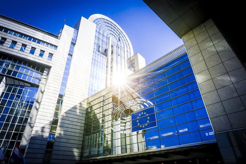 歐洲議會20日表決通過「共同外交暨安全政策」及「共同安全暨防禦政策」2項決議案,內文納入包括嚴正關切中國升高對台恫嚇作為等文字,友台篇幅為近5年最多。(圖取自歐洲議會網頁europarl.europa.eu)