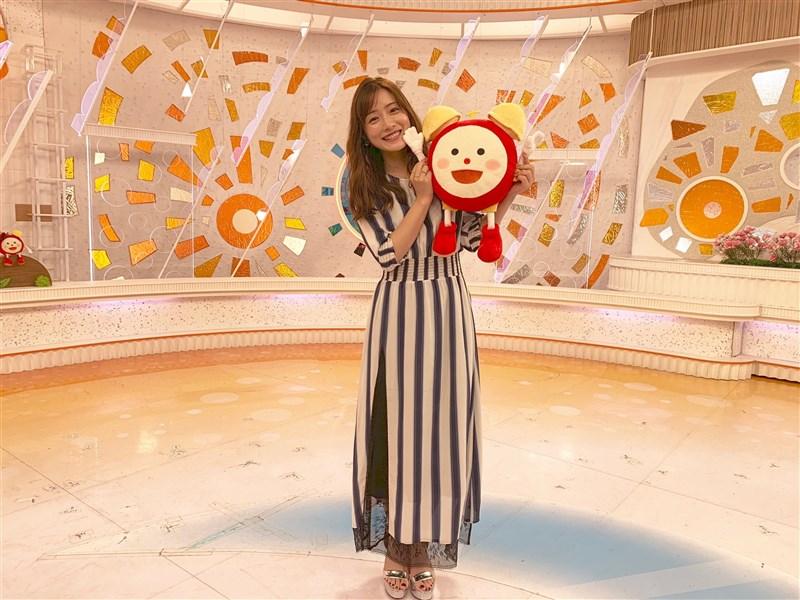 日本女星石原聰美傳出1月中確診2019冠狀病毒疾病,似乎沒有症狀,但新劇戲份拍攝已延期。(圖取自twitter.com/unsung2020)