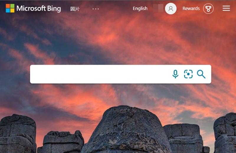 微軟3日提議,若競爭對手Google關閉在澳洲的搜尋引擎,微軟將以Bing填補空缺。(圖取自微軟網頁bing.com)