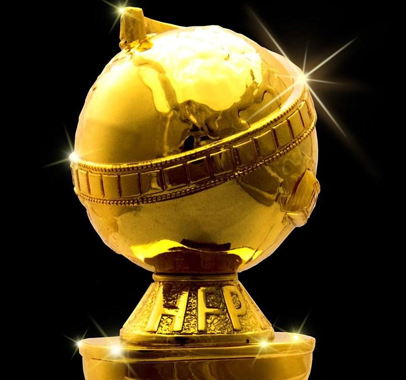 第78屆金球獎3日公布入圍名單,獎落誰家將於28日揭曉。(圖取自facebook.com/GoldenGlobes)