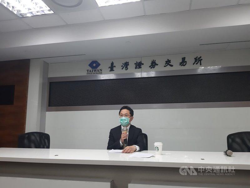 台灣證券交易所總經理簡立忠5日表示,年輕人加入投資市場,要有正確投資觀念,對風險有充分認知,盤中零股交易、定時定額投資都是可考慮的選項。中央社記者潘智義攝 110年2月5日