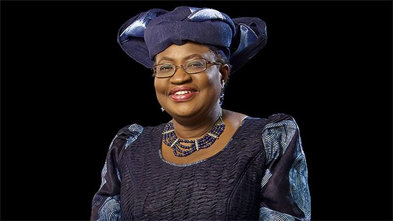 世界貿易組織14日任命奈及利亞前財政部長伊衛拉為新任秘書長,她是世貿史上首位出身於非洲的女性領導人。(圖取自twitter.com/wto)
