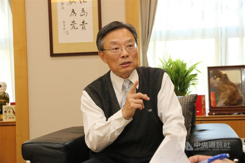 檢察總長江惠民(圖)認為,非常上訴實務上存在許多表面看似合法卻有侵害人權之虞的判決,他有責任提出挑戰。中央社記者蕭博文攝 110年2月16日