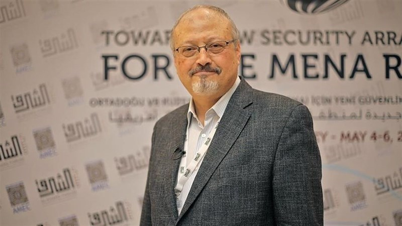 美國情報機構公布解密報告,首度證實美方最高階情報官員認定沙烏地阿拉伯記者哈紹吉(圖)死於沙烏地王儲穆罕默德.沙爾曼批准的行動。(安納杜魯新聞社)