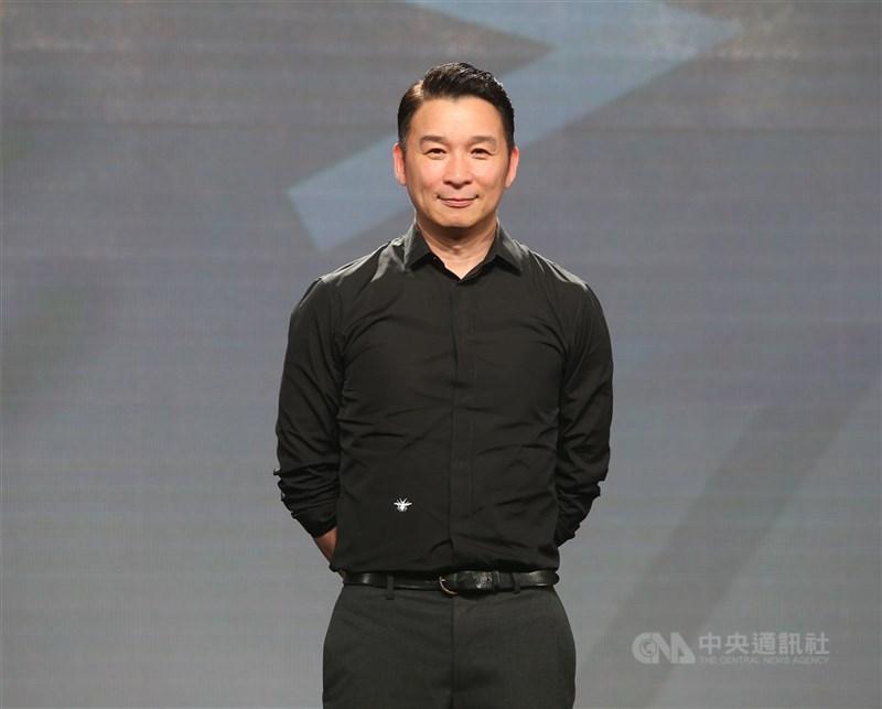 歌手張惠妹經紀人陳鎮川(圖)宣布喜訊,跟結婚8個月的老公Darren在美國藉由合法代孕方式喜獲麟兒。(中央社檔案照片)