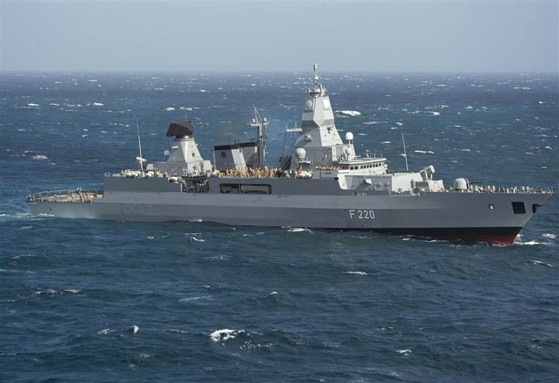 德國將派遣一艘巡防艦到澳洲、朝鮮半島和南海等地巡弋。圖為德國巴登-符騰堡級巡防艦。(圖取自維基共享資源,版權屬公眾領域)