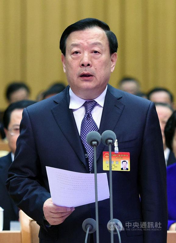 中國全國兩會將舉行,據港媒報導,國務院港澳辦主任夏寶龍已經安排4日晚間與香港政協委員開會,有可能是要傳達中央對於改變香港選制的決定。(中新社提供) 中央社  110年3月4日