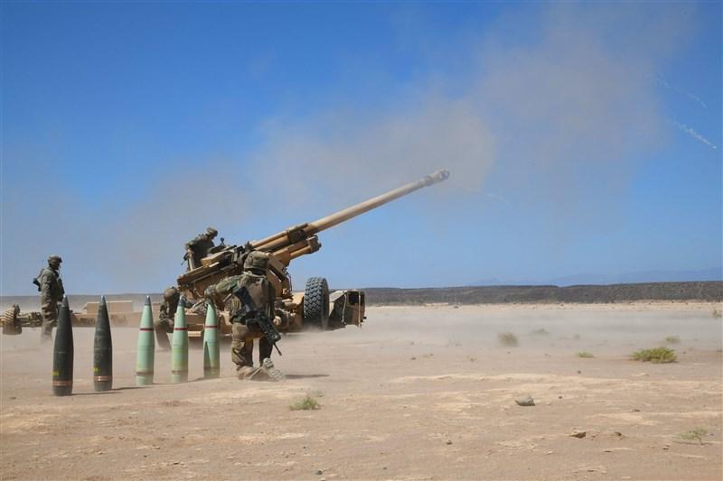 美國為強化傳統嚇阻能力對抗中國,計劃沿第一島鏈部署針對中國的精準打擊飛彈網。(示意圖/圖取自facebook.com/DeptofDefense)
