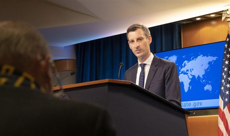 美國國務院5日譴責中國為香港選舉設立資格審查制度是對自治、自由及民主發動直接攻擊。(美國國務院提供)