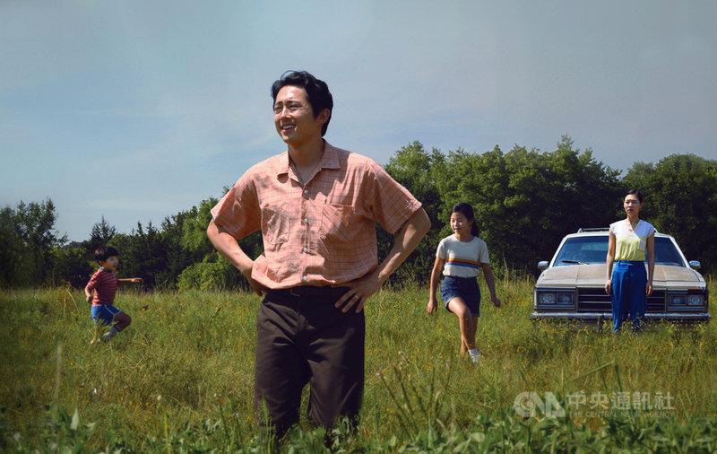 金球獎最佳外語片「夢想之地」,以韓裔移民追逐美國夢的故事打動各大影展。(傳影互動提供)中央社記者葉冠吟傳真 110年3月8日