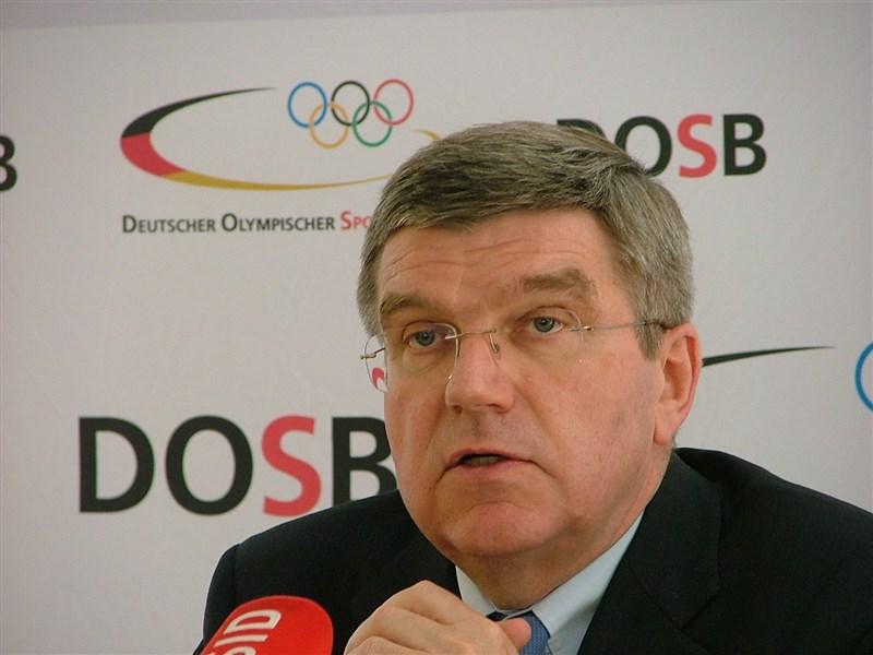 巴赫將在本週順利連任國際奧林匹克委員會(IOC)主席。(圖取自維基共享資源,作者Olaf Kosinsky,CC BY-SA 3.0)