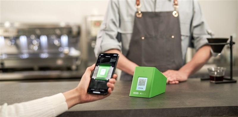 行動支付服務LINE Pay 8日中午發生當機,不少用戶無法付款,出現「無法找到指定主機名稱的伺服器」的異常訊息。(圖取自LINE Pay網頁pay.line.me)