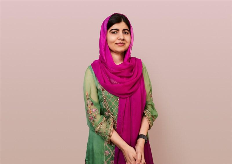諾貝爾和平獎得主馬拉拉(圖)與蘋果簽署協議,將製作以女性和兒童為主題的戲劇和紀錄片。(圖取自蘋果網頁www.apple.com)