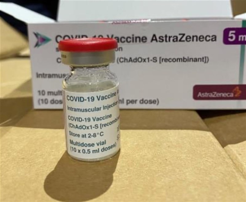牛津AZ武漢肺炎疫苗最快22日開打,疫情指揮中心發言人莊人祥表示,目前規劃在全台57家醫院設置接種點,提供專責醫院醫事人員就近接種。(食藥署提供)