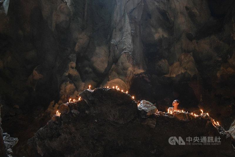 電影「南巫」將於4月1日在台上映,受馬來西亞國家電檢局與疫情影響,「南巫」無緣率先在馬國上映,反倒讓台灣成為全球首站。(傳影互動提供)中央社記者葉冠吟傳真  110年3月22日