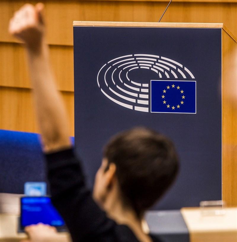 歐洲多位政壇領導人22日齊抨擊中國制裁歐洲議會及多國國會議員,強硬表態不能接受。(示意圖/圖取自facebook.com/europeanparliament)