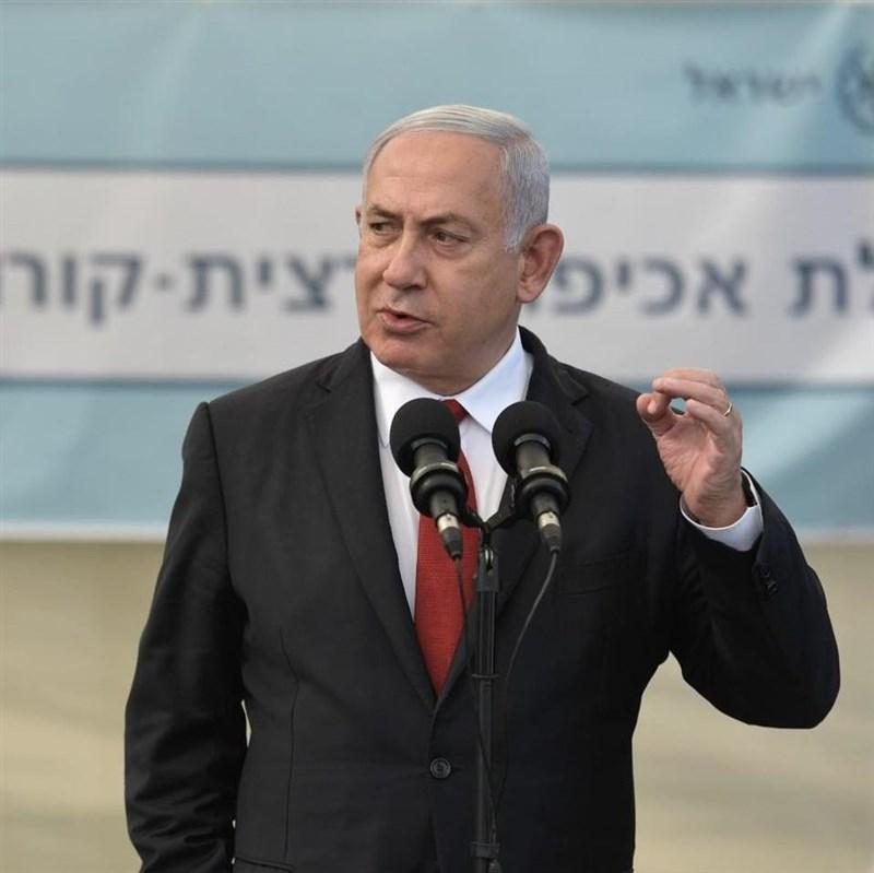 以色列總理尼坦雅胡正為繼續掌權而奮鬥,若5日前無法籌組大聯合政府,那可能意味他連續12年執政生涯告終。(圖取自facebook.com/Netanyahu)