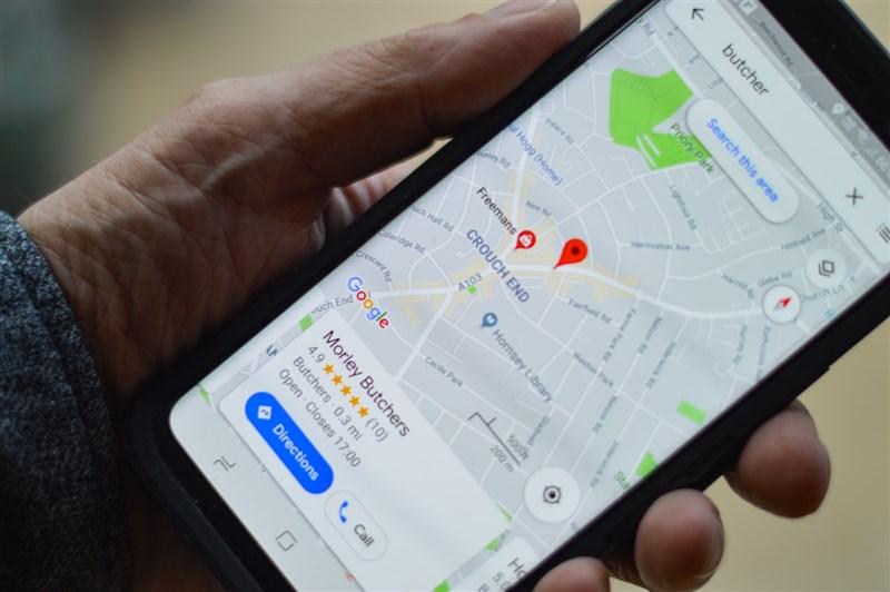 Google今年將為Google地圖推出超過100項採用人工智慧(AI)技術的改善項目。(圖取自Unsplash圖庫)