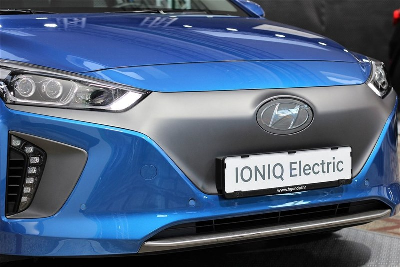 車用晶片荒對韓國汽車產業影響從整車業擴大至零組件商,近半數韓國汽車零組件商表示受影響而減產。圖為現代汽車。(圖取自Pixabay圖庫)