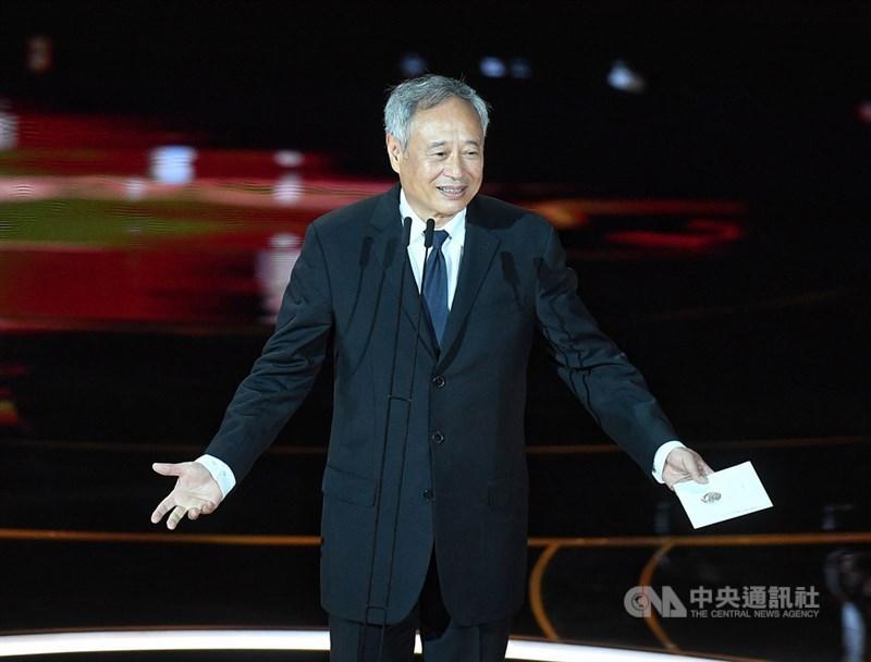 英國影藝學院電影獎6日宣布,台灣導演李安獲得「終身成就獎」,成為第3位獲得此獎項的亞洲人。(中央社檔案照片)