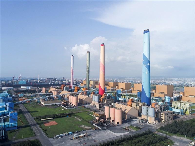 中市府7日以中火3號機投煤發電為由,裁罰台電2000萬元。環保署則呼籲中市府回歸空氣污染改善事項。(台中市政府提供)