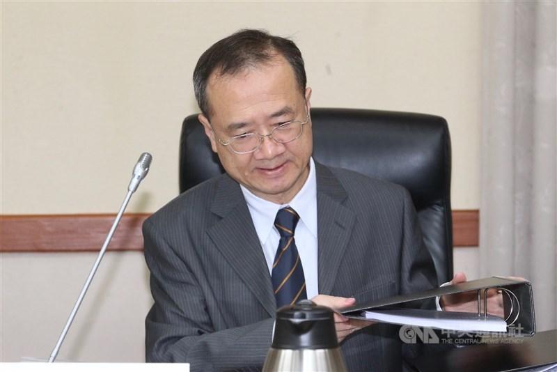 司法院長許宗力(圖)7日表示,翁茂鍾案深深傷害了人民對司法的信賴,未來將嚴查違失法官,捍衛更加值得社會信賴的司法。(中央社檔案照片)