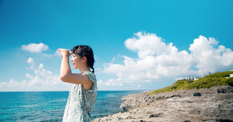 屏東縣政府109年形象影片「屏東,總是多一度」在第3 屆日本國際觀光影像節獲獎肯定,影片邀請演員温貞菱參與拍攝,呈現屏東當地自然生態等多樣風貌。(屏東縣政府提供)中央社記者郭芷瑄傳真  110年4月8日
