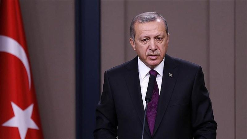 土耳其「沙發門」事件讓總統艾爾段(圖)被義大利總理德拉吉稱為「獨裁者」,引發安卡拉不滿而召見義大利大使。(安納杜魯新聞社)