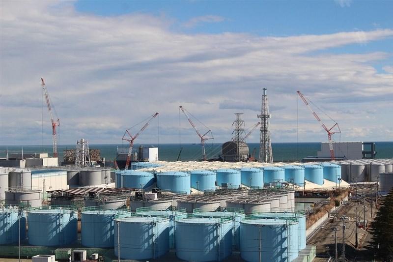 日本政府研擬,目標在2年後將福島第一核電廠在311核災後產生的含氚核廢水,稀釋後排入海。(圖取自東京電力公司網頁tepco.co.jp)