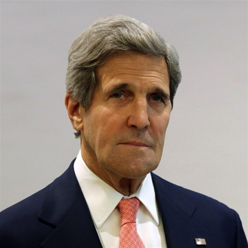 「華盛頓郵報」報導,美國氣候特使凱瑞預計本週造訪中國。(圖取自facebook.com/johnkerry)