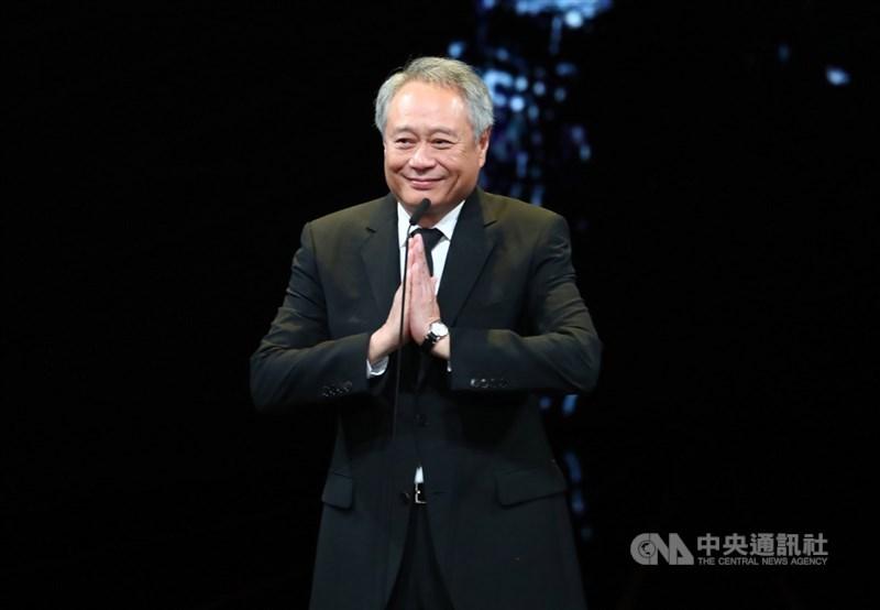 66歲的台灣導演李安12日獲頒第74屆英國影藝學院電影獎終身成就獎。(中央社檔案照片)