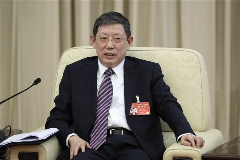 具上海官媒背景的上觀新聞證實,上海前市長楊雄12日凌晨過世,享年68歲。圖為楊雄2017年檔案照片。(中新社)
