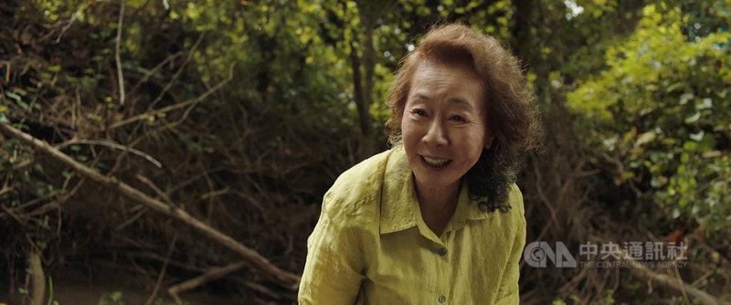 韓國73歲資深女演員尹汝貞日前以電影「夢想之地」摘下英國影藝學院電影獎最佳女配角,被視為奧斯卡獎最佳女配角大熱門。(傳影互動提供)中央社記者葉冠吟傳真  110年4月13日