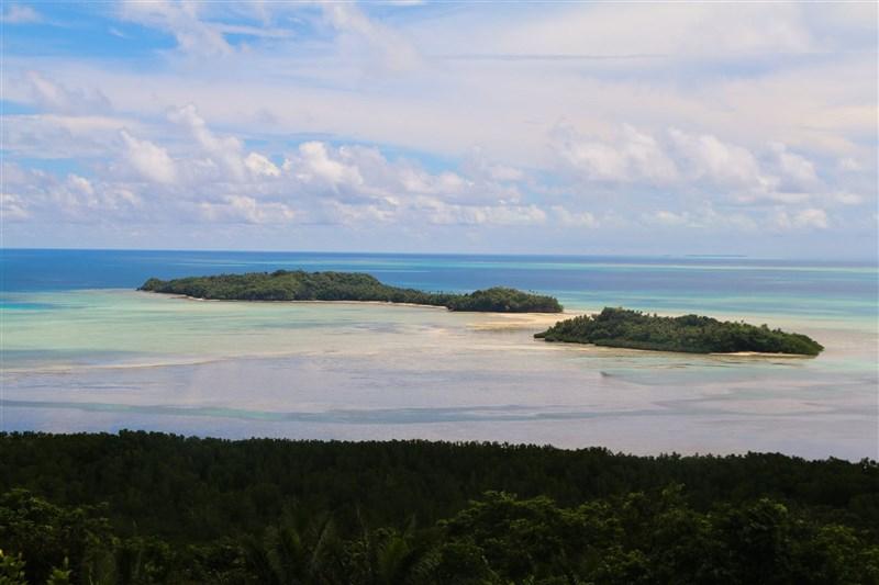 帛琉旅遊泡泡參團人數不如預期,旅行業者盼鬆綁檢疫規定,取消5天加強自主健康管理。(圖取自facebook.com/officialpva)