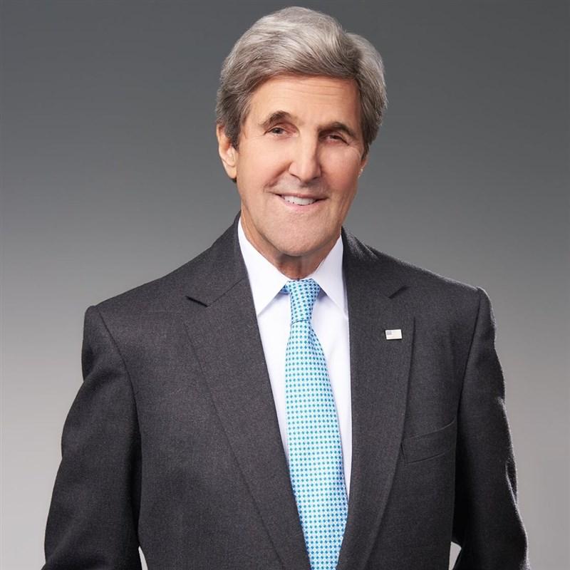 美國國務院13日宣布,美國氣候變遷特使凱瑞將在14日出發前往中國上海與南韓首爾訪問。(圖取自facebook.com/johnkerry)