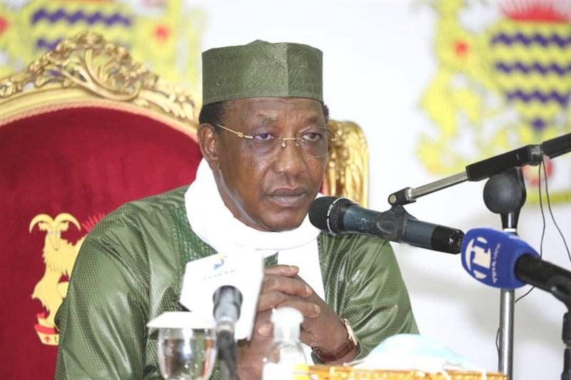 非洲國家查德軍方20日表示,剛當選連任的總統德比(圖)在北部邊區與叛軍作戰時傷重不治。(圖取自facebook.com/PresidentIdrissDeby)