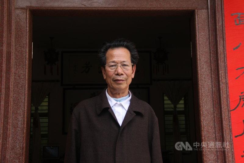 據報導,中國大陸廣東汕尾市政協前主席鄭佳因為「烏坎村事件」受查。這起事件於2011年爆發,當時帶領村民維權的村委會主任林祖鑾(圖)於2016年被當局拘捕。(資料圖片)中央社記者張謙香港攝 110年4月20日