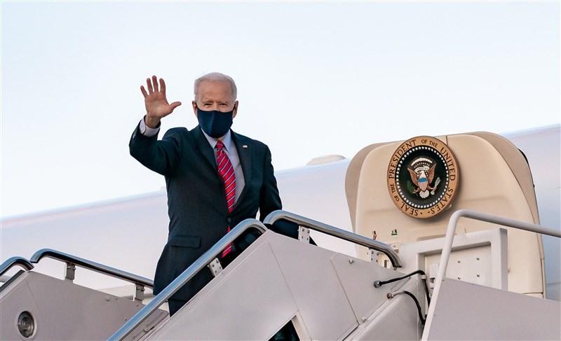白宮23日宣布,美國總統拜登將在6月出席在英國舉行的G7領袖會談、比利時的北約領袖會議與美歐峰會。(圖取自facebook.com/POTUS)