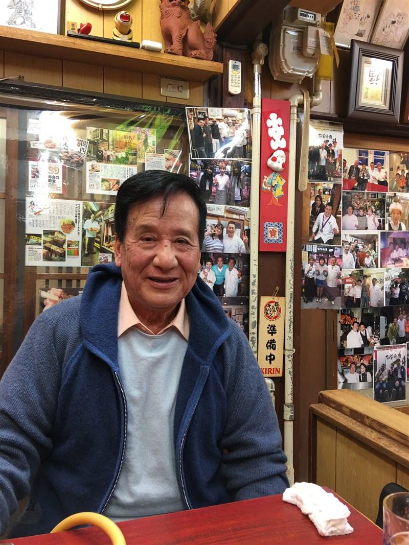 日本名廚神田川俊郎25日午病逝於醫院,享壽81歲。(圖取自twitter.com/_kandagawa)